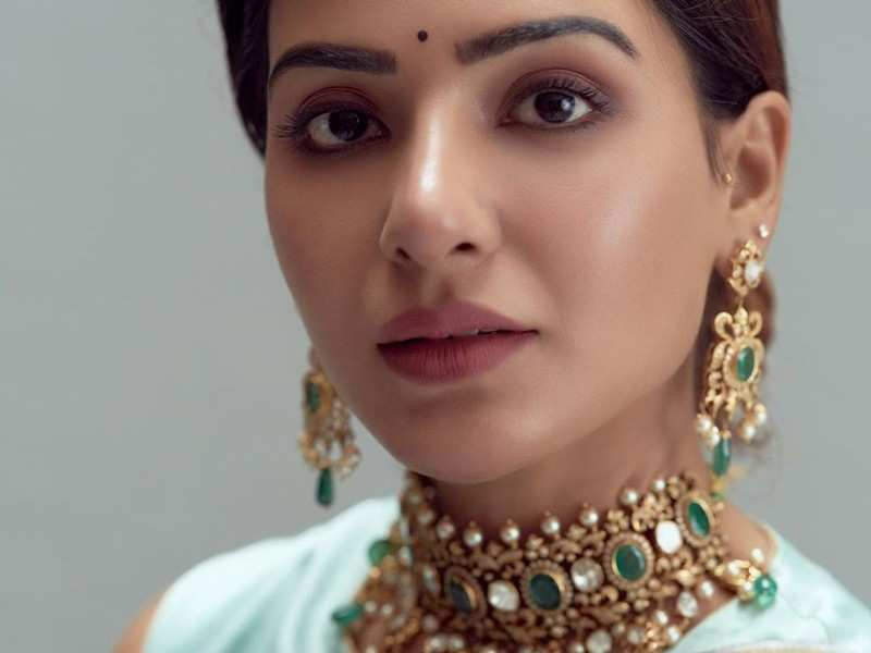 My greatest achievement is that I have been able to strengthen our bond over the years: Samantha Akkineni about her fans