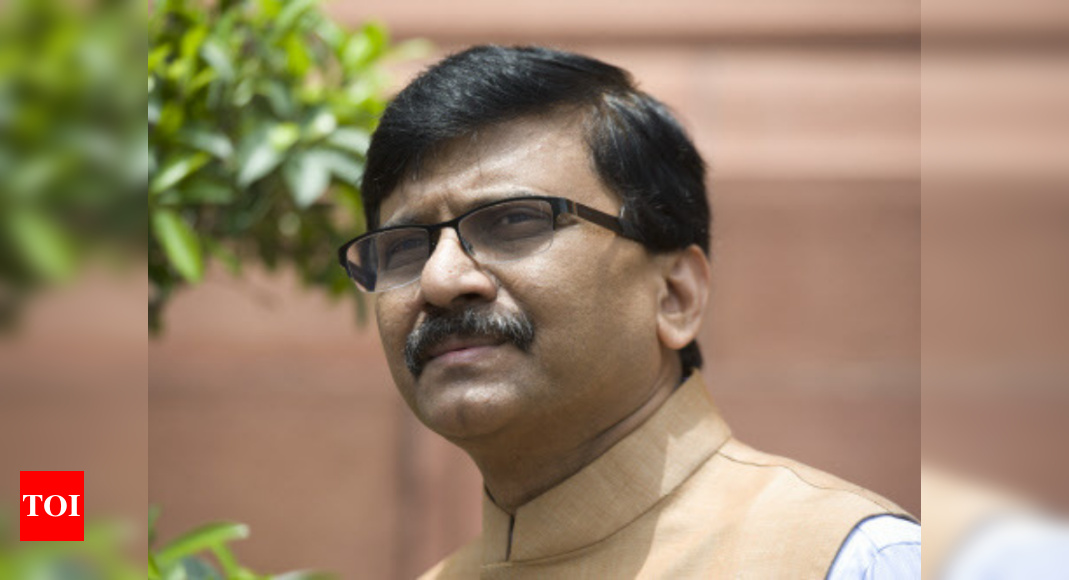 Babri case lost its relevance after 2019 SC verdict: Shiv Sena | India News – Times of India