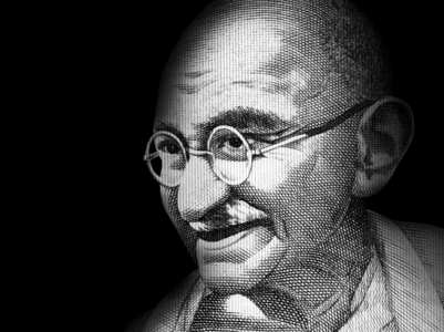 Gandhi Jayanti: Pictures and Greeting Cards