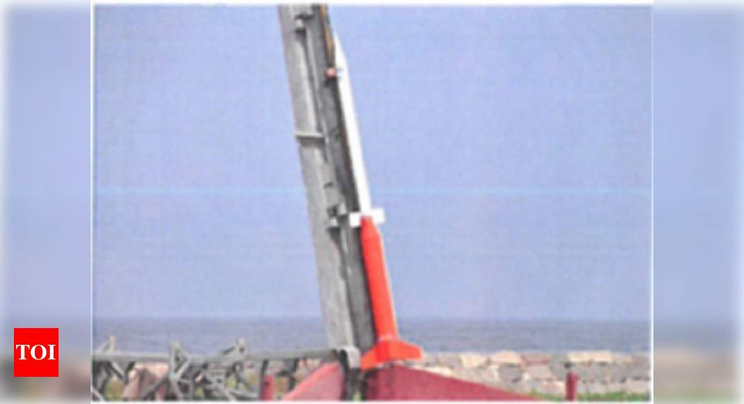 Sounding rocket Rohini launched with new propellant | India News – Times of India
