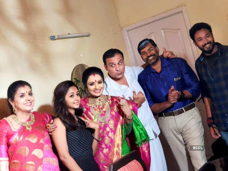Actress Aarthi Ramkumar joins the cast of 'Nayagi' as Rajalakshmi