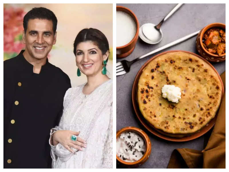 Watch: This is what Akshay Kumar loves to cook and Twinkle Khanna hates