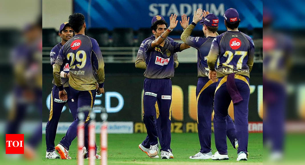 Kolkata Knight Riders vs Rajasthan Royals: KKR ground high-flying RR | Cricket News – Times of India