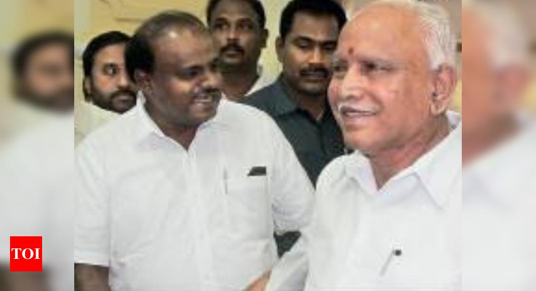 Why Karnataka CM BS Yediyurappa is cosying up to Gowda family