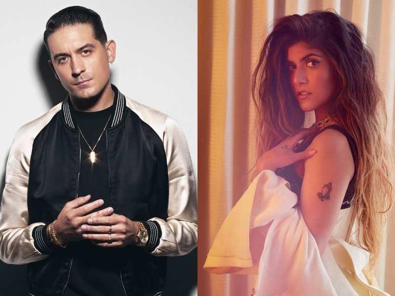 American rapper G-Eazy and Ananya Birla