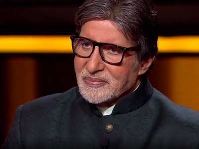 Big B recalls the time he couldn't pay Rs 2