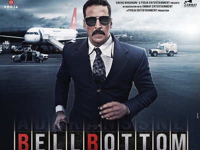 Akshay unveils new poster of 'Bell Bottom'