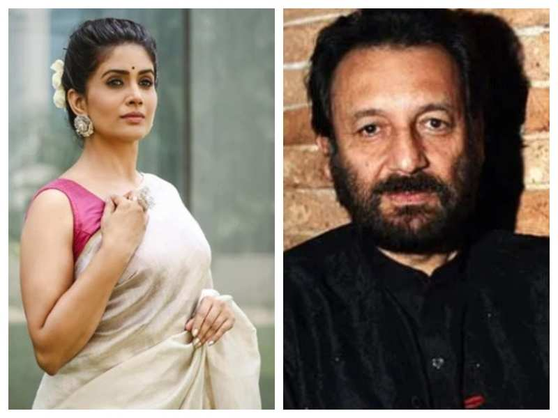 Sonali Kulkarni congratulates Shekhar Kapur on becoming FTII President; says 'Looking forward to a period filled with churning, learning and discipline'