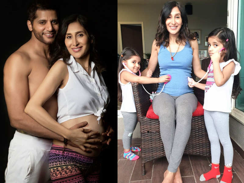 """""""Thin or heavy, every pregnant body is different"""": Teejay Sidhu opens up on skinny shaming during pregnancy"""