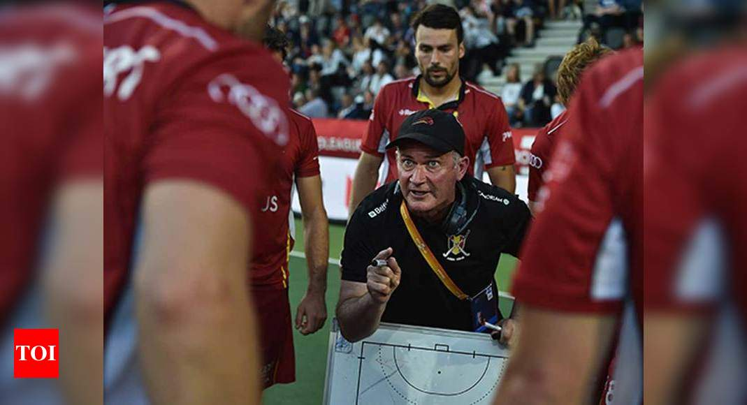 hockey:  We are social creatures, missed the crowd experience: Belgium coach Shane McLeod on return of international hockey | Hockey News – Times of India