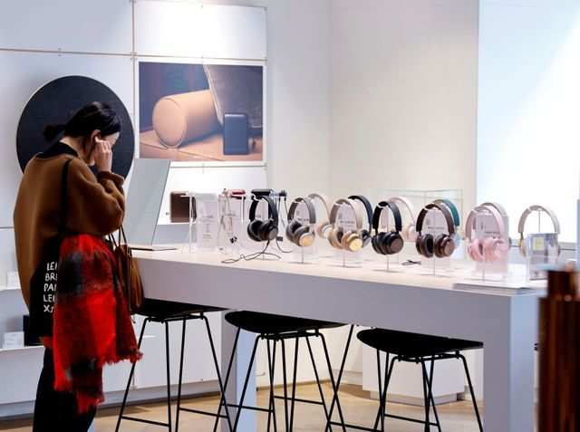 Bang & Olufsen hails strategy revamp after improved results