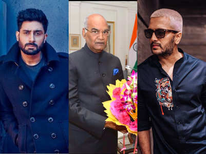 Celebs wish President Kovind on his B'Day
