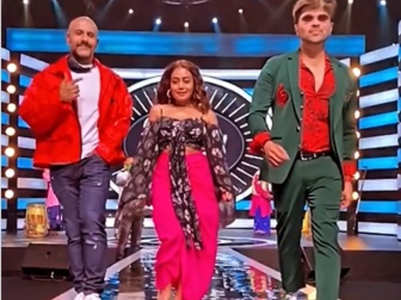 Indian Idol: Neha, Vishal & Himesh are back