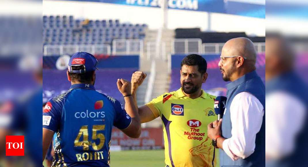 IPL 2020 opening-week sets new bar in the middle of pandemic: Report | Cricket News – Times of India