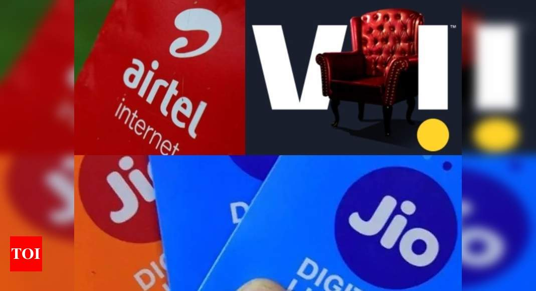 1.5GB prepaid plans:  Prepaid plans from Airtel, Reliance Jio and VI that offer unlimited calling with 1.5GB daily data – Times of India
