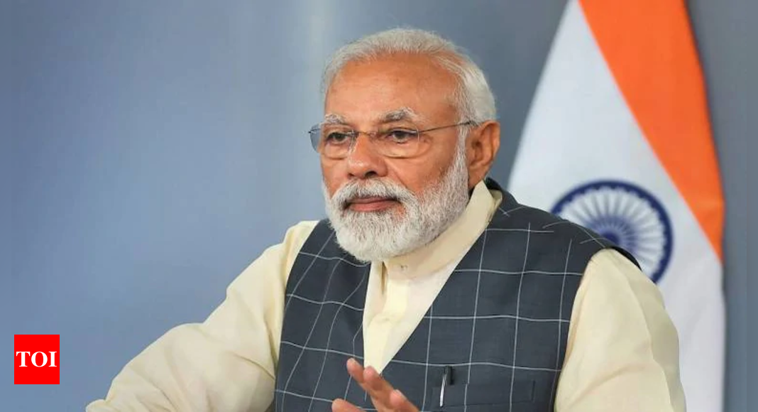 PM to inaugurate strategic Atal Tunnel at Rohtang on Saturday | India News – Times of India