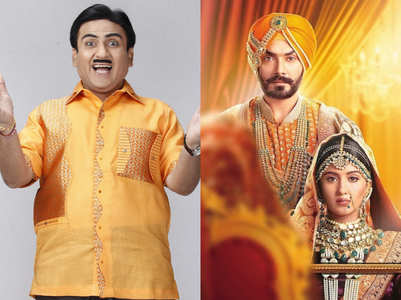 Taarak Mehta… out of Top 5 TV shows