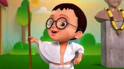 Telugu Nursery Rhymes: Kids Video Song in Telugu 'Mahatma Gandhi Fancy Dress'
