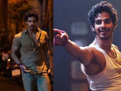 Ishaan on fitness regime for 'Khaali Peeli'