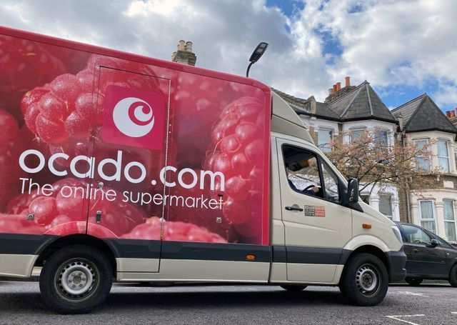 Britain's Ocado sued by AutoStore over alleged patent infringement
