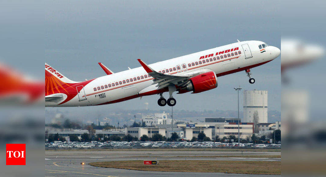 Now, Germany withdraws permission for AI Frankfurt flights till October 14; 12 flights cancelled – Times of India