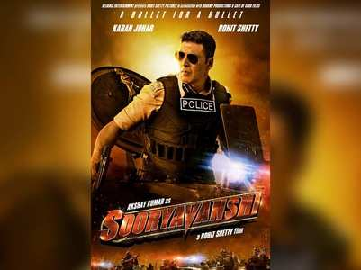 Exclusive: No Diwali release for Sooryavanshi