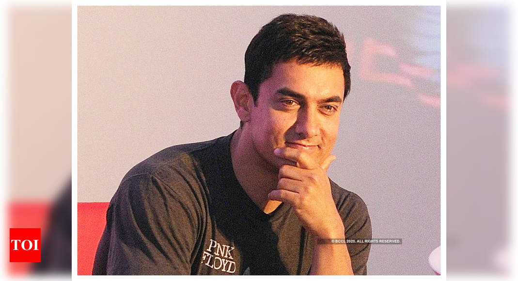 Aamir Khan at Bennett University Convocation 2020: I was not chasing success, somebody up there loves me – Times of India