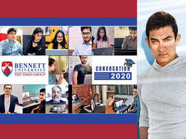 Have fun, be sensitive: Aamir Khan gives a virtual send off to Bennett University's Batch of 2020