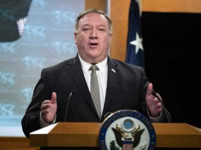 Pompeo urges Vatican to condemn human rights abuses in China
