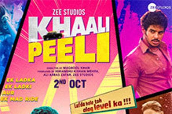 Movie review: 'Khaali Peeli'- 3/5