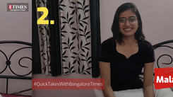Sushmitha Bhat talks about her five favourite actresses