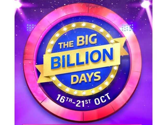 Flipkart announces 'The Big Billion Days' sale, starts from October 16