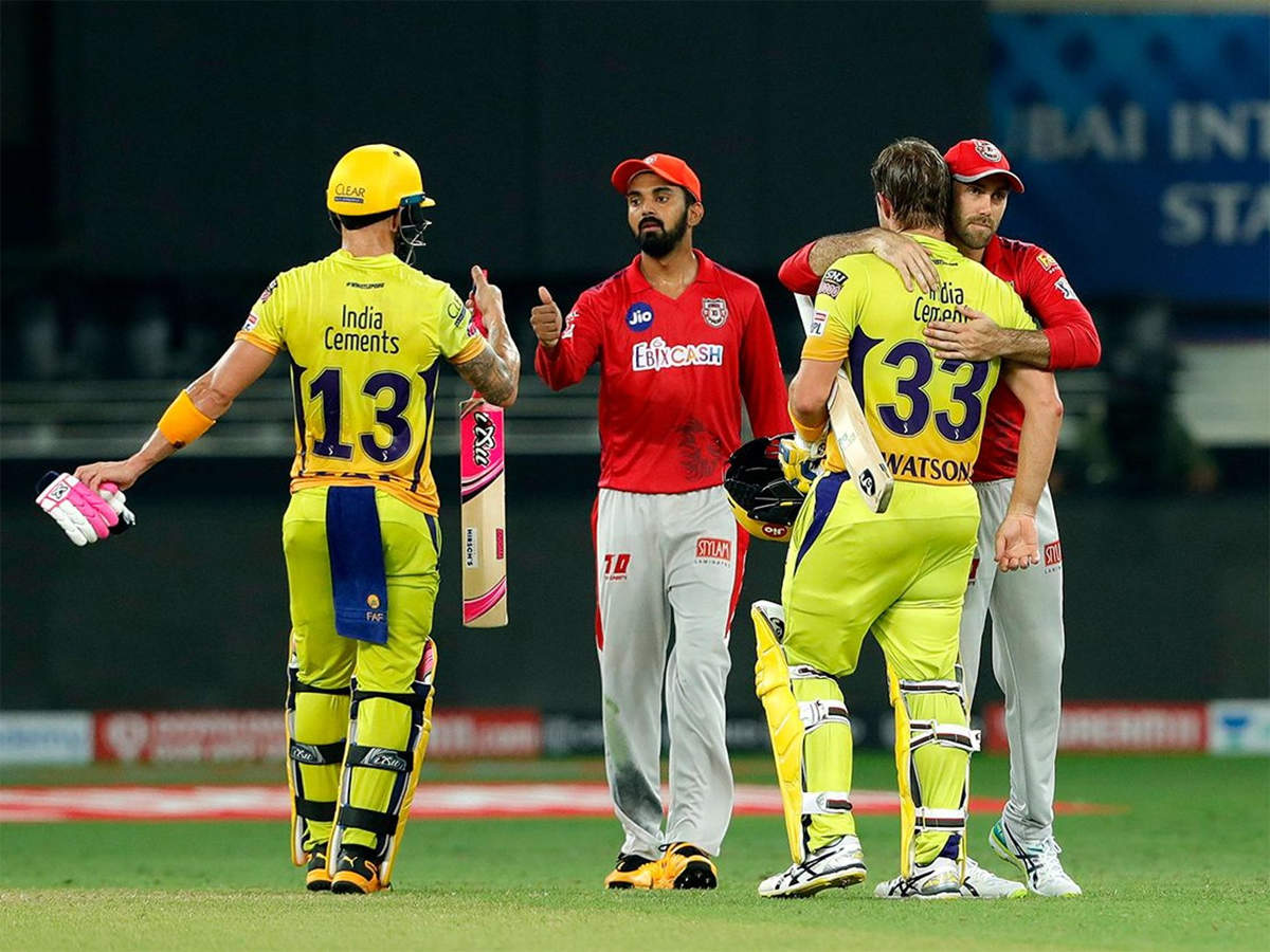 KXIP vs CSK Highlights: Chennai Super Kings thump Kings XI Punjab by 10 wickets | Cricket News - Times of India
