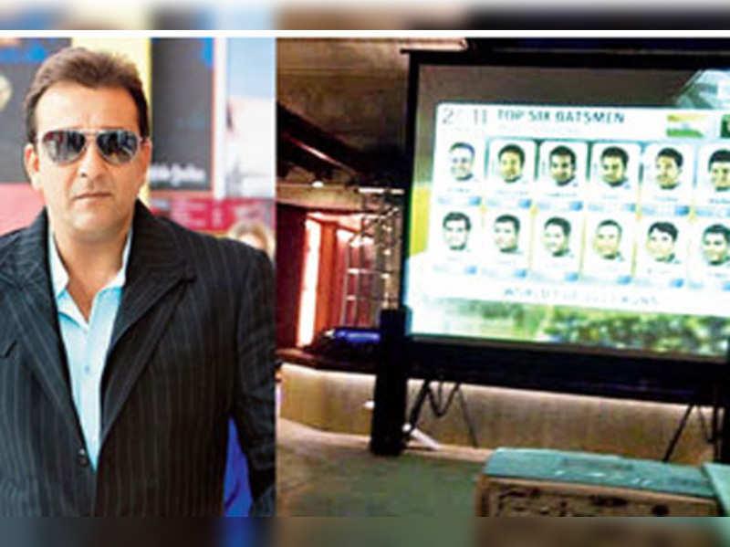 Sanjay Dutt's cricket shindig | Hindi Movie News - Times ...