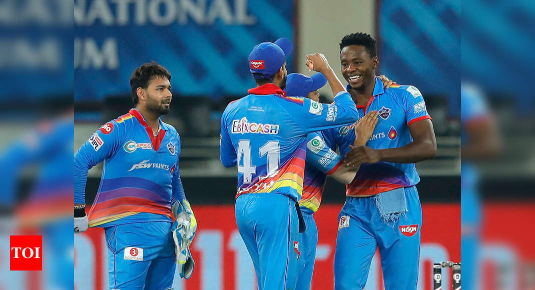RCB vs DC: All-round Delhi Capitals outclass Royal Challengers Bangalore by 59 runs, reclaim top spot | Cricket News – Times of India