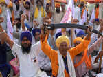 Protests against farm laws continue in Haryana, Punjab