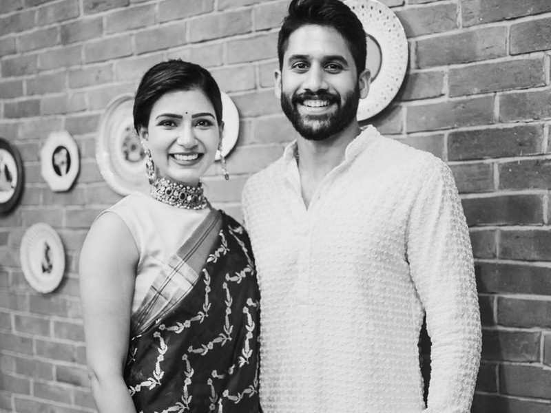 Samantha Akkineni's sweet anniversary wish for hubby Naga Chaitanya