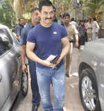 Aamir leaves for WC final