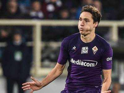Juventus complete deadline day signing of Chiesa from Fiorentina in €50m deal