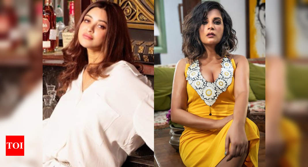 Payal Ghosh reacts to Richa Chadha's defamation suit: I have nothing to do with her and I don't understan - Times of India