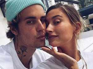 Justin-Hailey share their views on starting a family