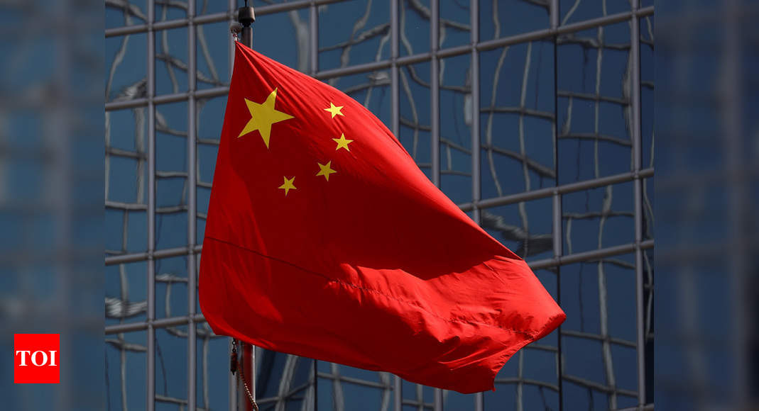 Negative views of China rise sharply in advanced countries - Times of India