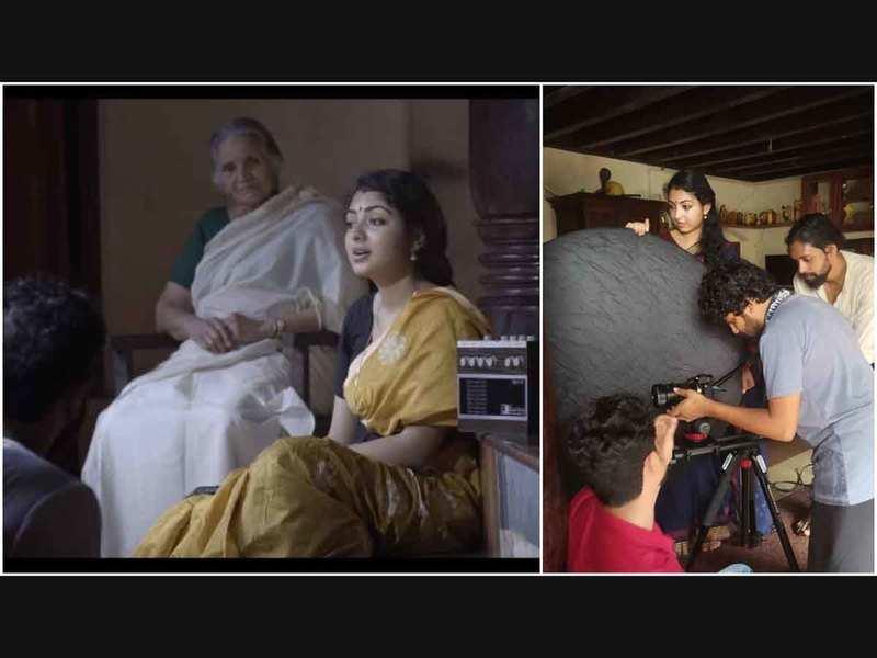 Action Hero Biju actor Jayashree Sivadhas turns director with music video