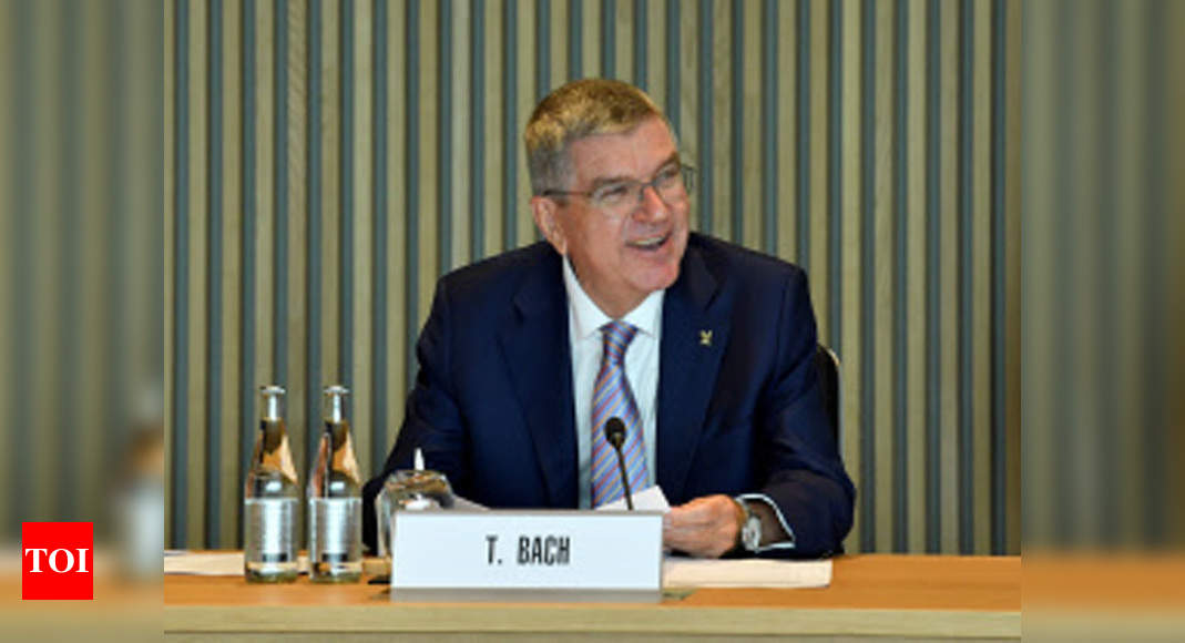 IOC expects international fans at Tokyo Games: Bach | Tokyo Olympics News – Times of India
