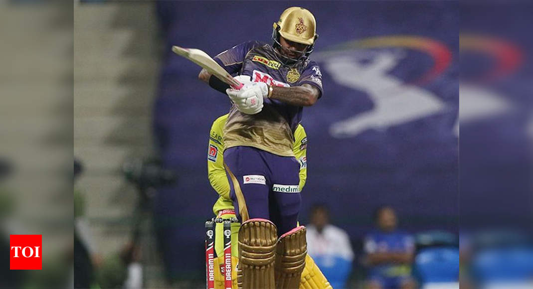 IPL 2020: Yuvraj, Stokes engage in funny banter during KKR-CSK clash | Cricket News – Times of India