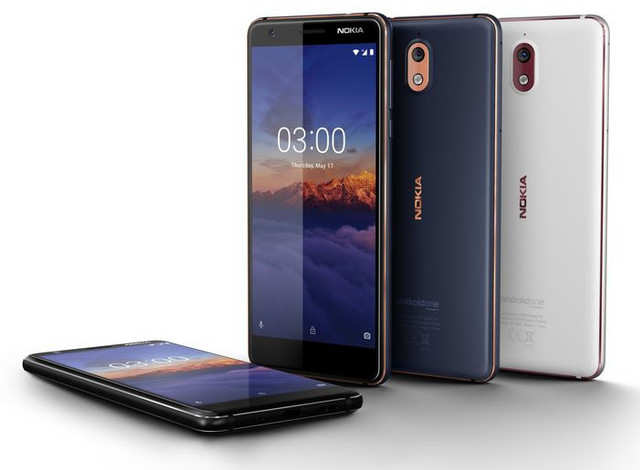 Nokia 3.1 starts receiving Android 10 update