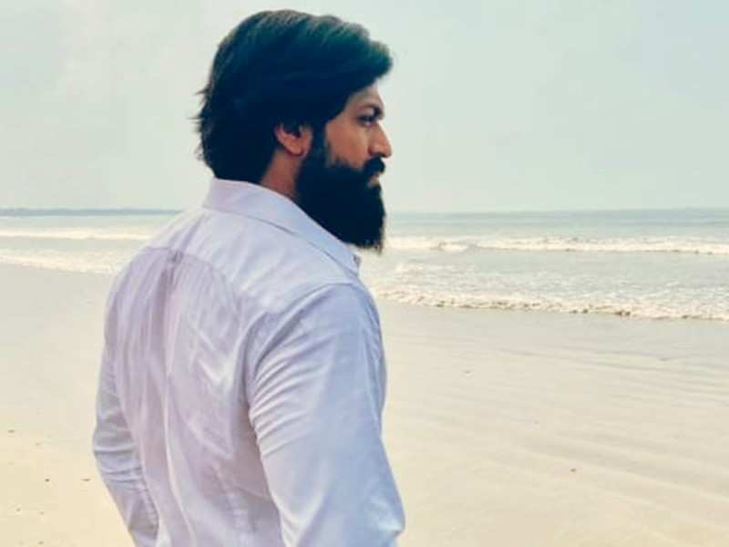 KGF Chapter 2: Rocky Bhai Yash joins final leg of shoot from today