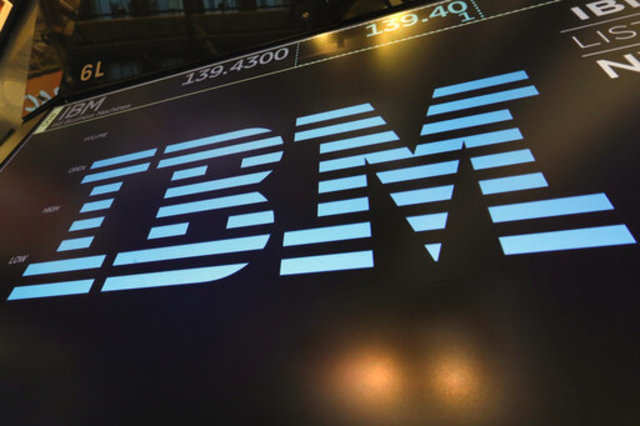 IBM is 'splitting' into two, here's why