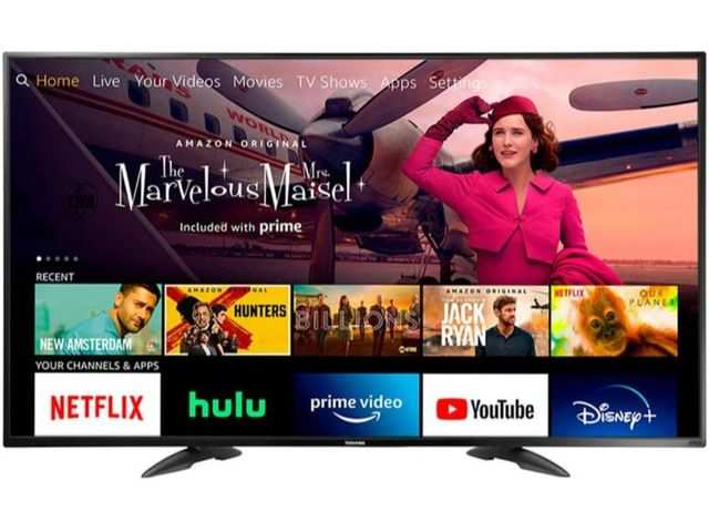 Today's Deals on Amazon: Get 33% off on smart TVs