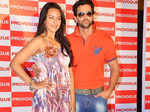 Hrithik,Sonakshi @ catalogue launch